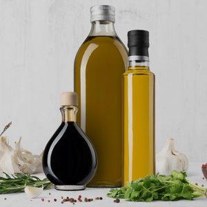 Oli / aceti / spezie / condimenti
