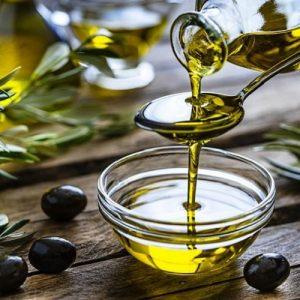 Olio extravergine ed altri oli di semi