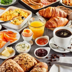 Prodotti vari colazione